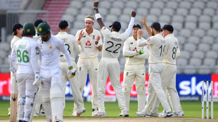 England vs Pakistan 1st test Day 3 Match Report Shan Masood Ben Stokes- India TV Hindi
