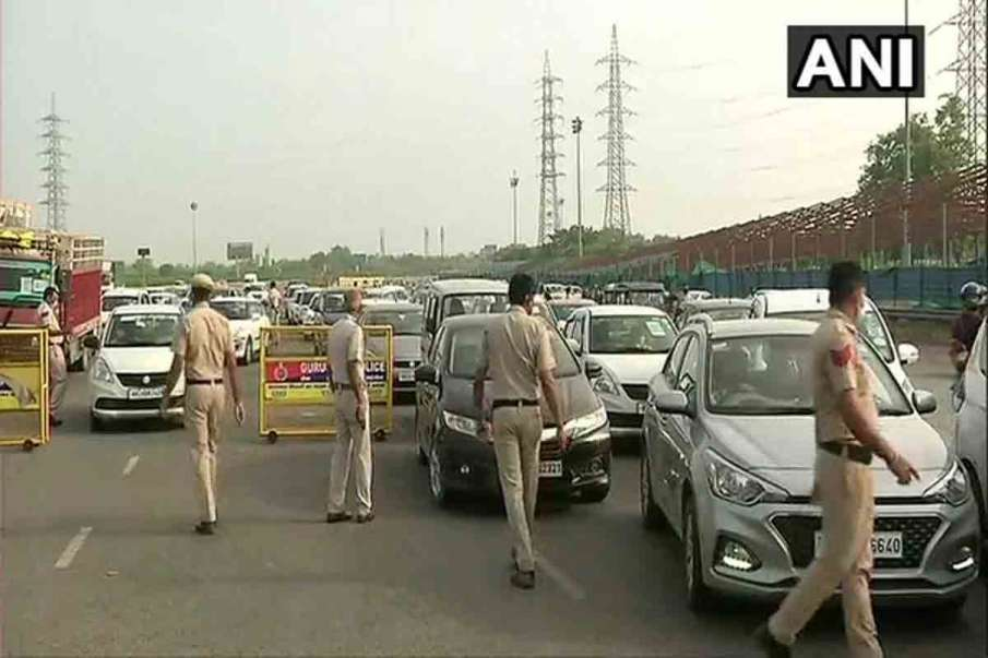 Security checks intensified in Noida after suspected ISIS operative held in Delhi- India TV Hindi
