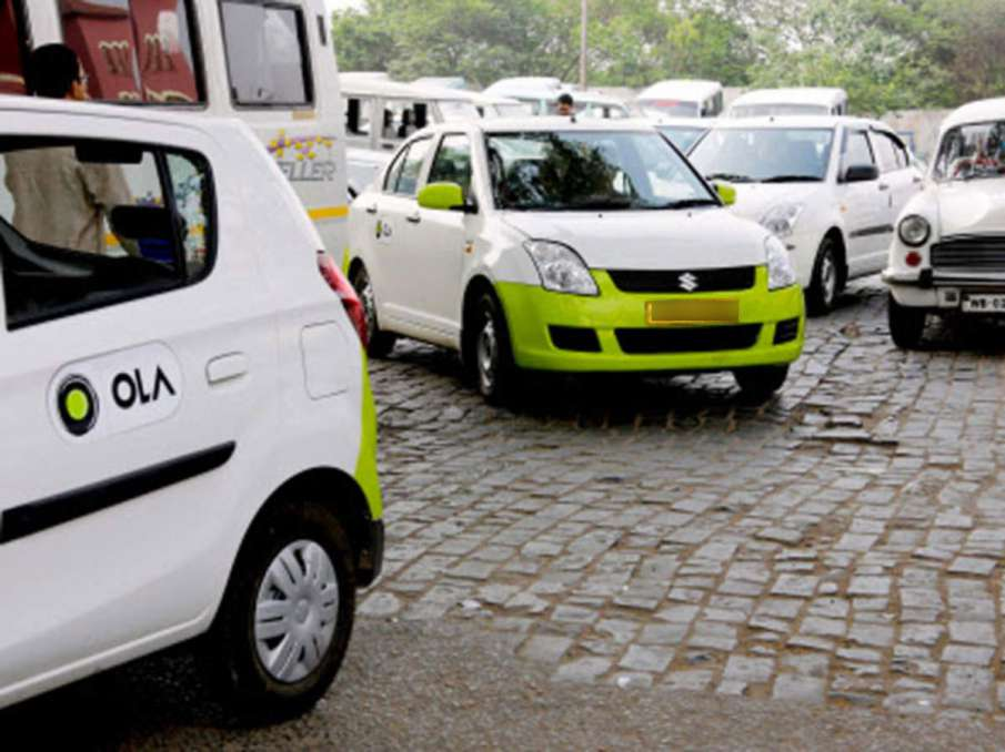 Ola, Uber in Delhi-NCR to go on strike from Tomorrow - India TV Hindi