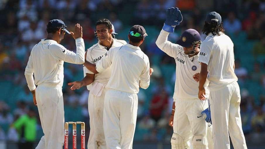 Team India during Australia Tour 2008- India TV Hindi