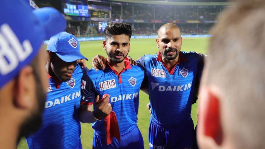 IPL 2020: 'Bluetooth tracker' is keeping an eye on players, Shreyas Iyer revealed- India TV Hindi