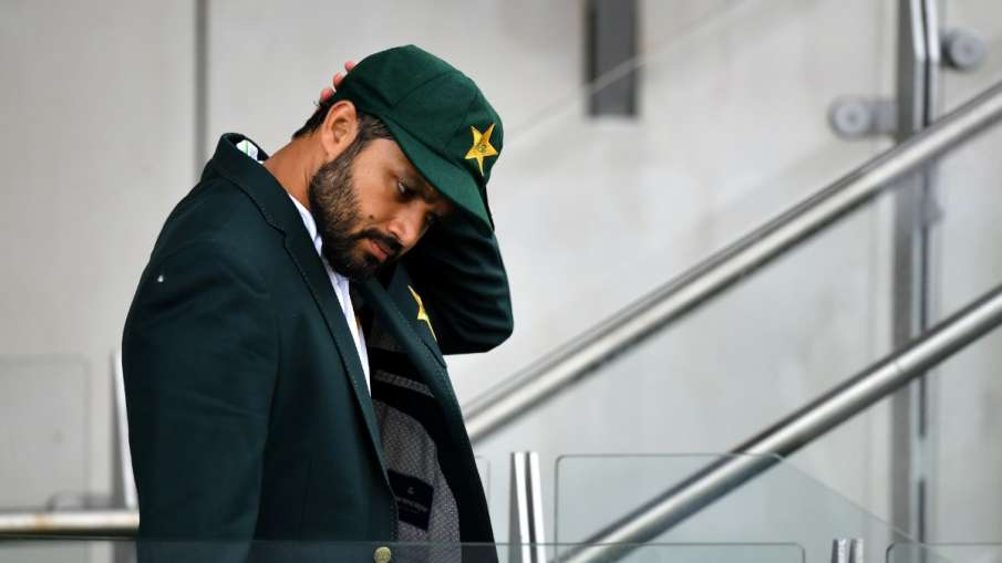 weather was the winner in the end Pakistan captain Azhar ali speaks after second match draw against - India TV Hindi