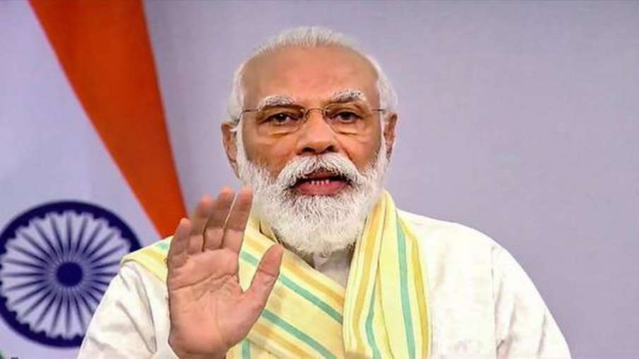 PM Modi to address BJP workers of Andaman and Nicobar through video conferencing tomorrow- India TV Hindi