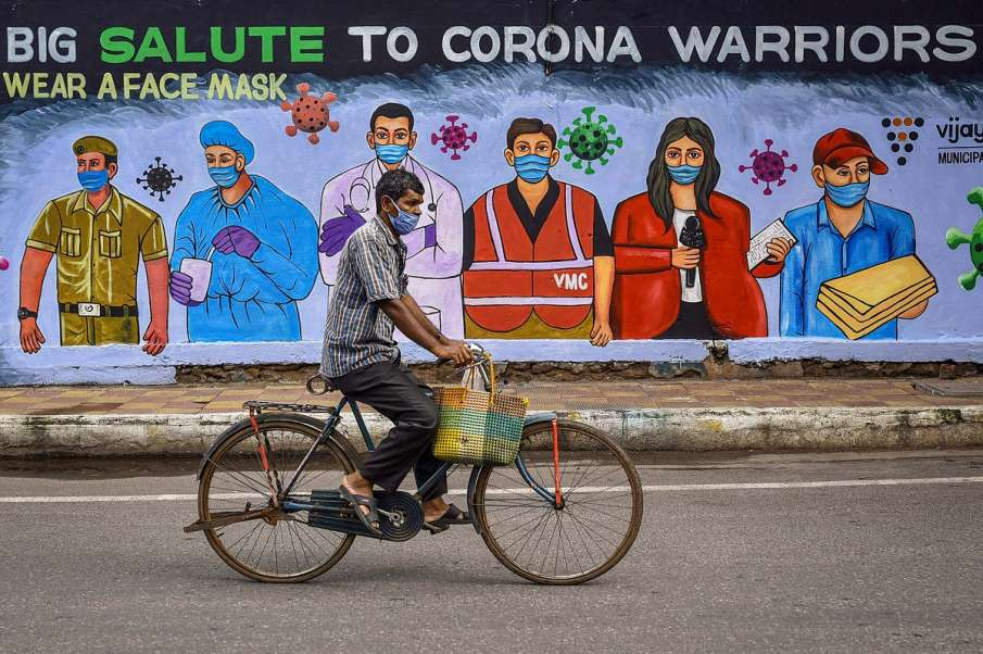Centre instructions to States to limit corona transmission and keep the mortality below one percent - India TV Hindi