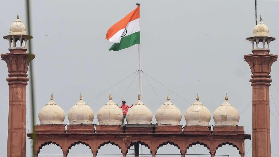 Independence day PM Narendra Modi Red Fort seventh speech । प्रधानमंत्री लगातार सातवीं बार लाल किले - India TV Hindi