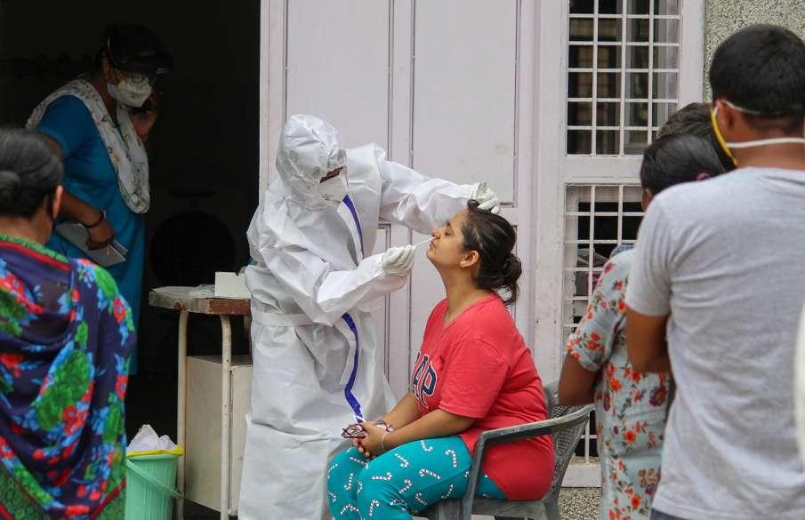 maharashtra coronavirus cases till 7 august । Maharashtra में मिले 10,483 नए मरीज; एक्टिव केस- 1 लाख- India TV Hindi