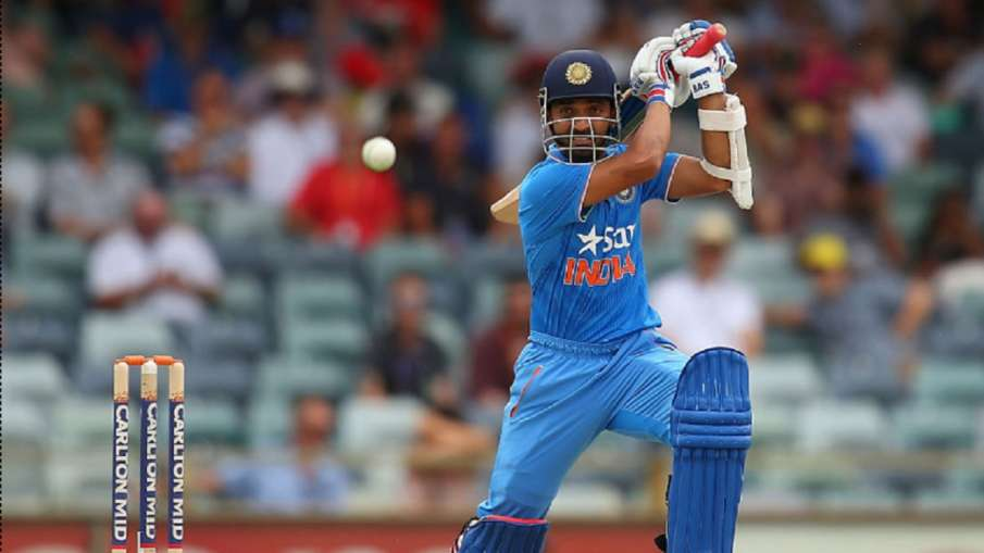 Ajinkya Rahane's dodgy pain, said World Cup was expected to play at number four in 2019- India TV Hindi