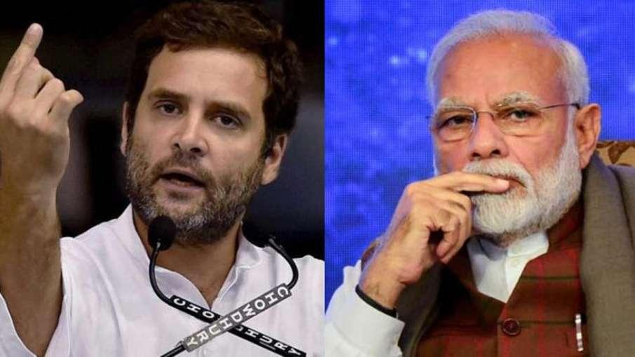 Rahul Gandhi, Rahul Gandhi Narendra Modi, Rahul Gandhi Coronavirus, Coronavirus- India TV Hindi