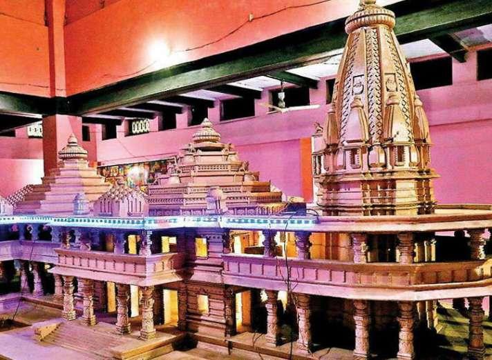 Replica of Ram Temple- India TV Hindi