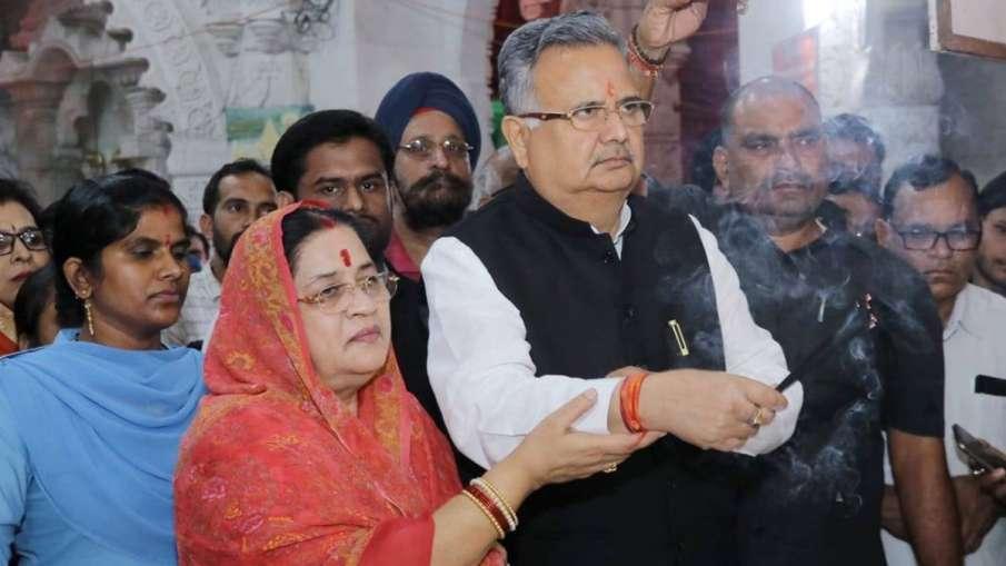 Raman Singh Wife Coronavirus, Chhattisgarh Coronavirus Updates, Coronavirus Updates- India TV Hindi
