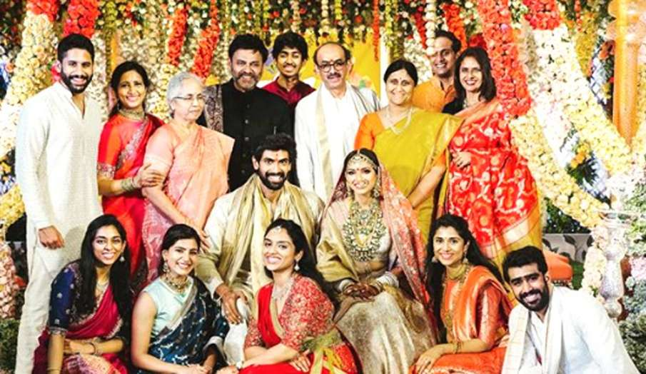 rana daggubati miheeka bajaj wedding- India TV Hindi