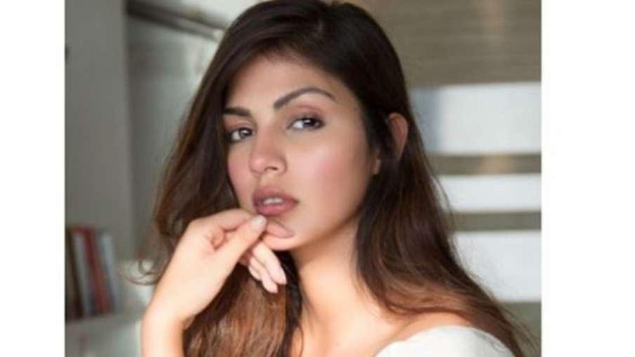 rhea chakraborty- India TV Hindi