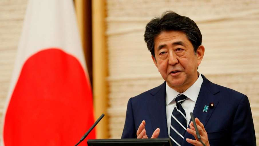 Japan's NHK and other media say Prime Minister Shinzo Abe has expressed his intention to step down- India TV Hindi