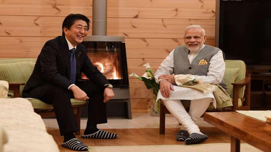 PM Narendra Modi prays for speedy recovery of Shinzo Abe । पीएम नरेंद्र मोदी ने शिंजो आबे के शीघ्र स- India TV Hindi