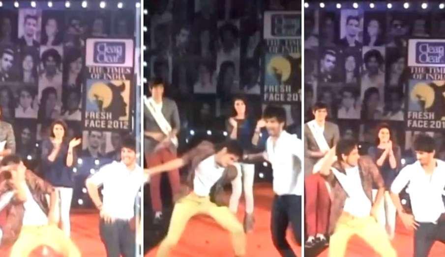 sushant singh rajput viral video- India TV Hindi