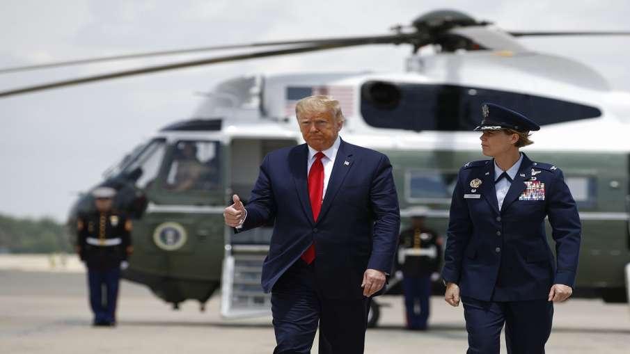 US President Donald Trump- India TV Hindi