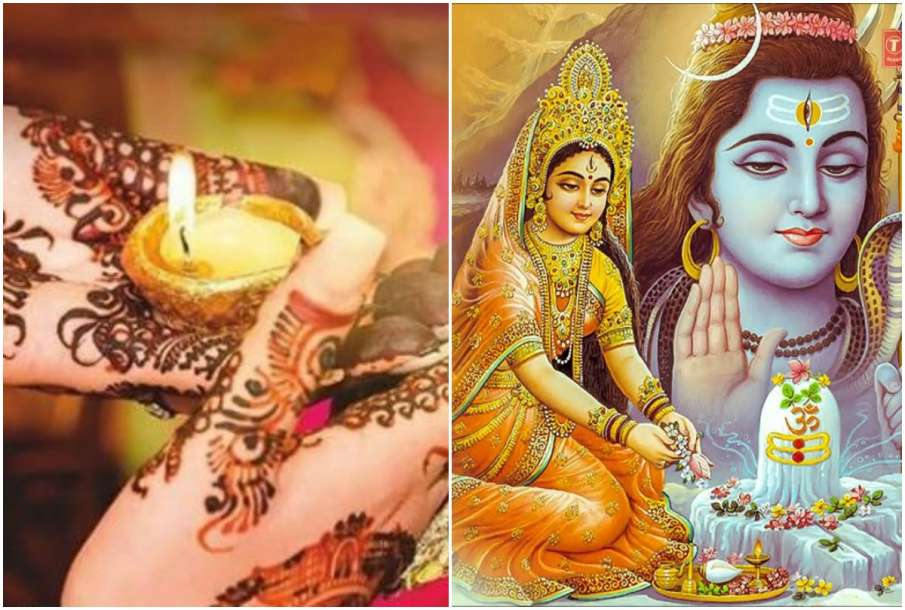 Devi Parvati and Lord Shiva - India TV Hindi