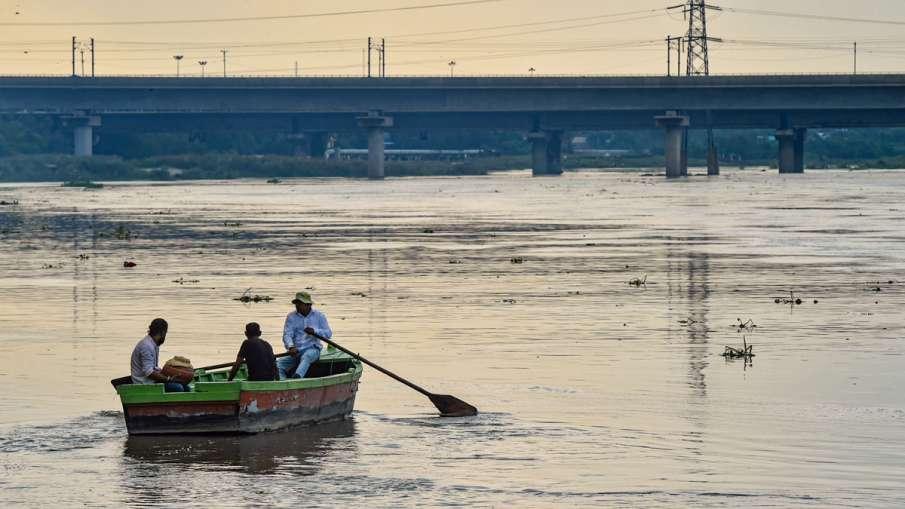 Yamuna River- India TV Hindi