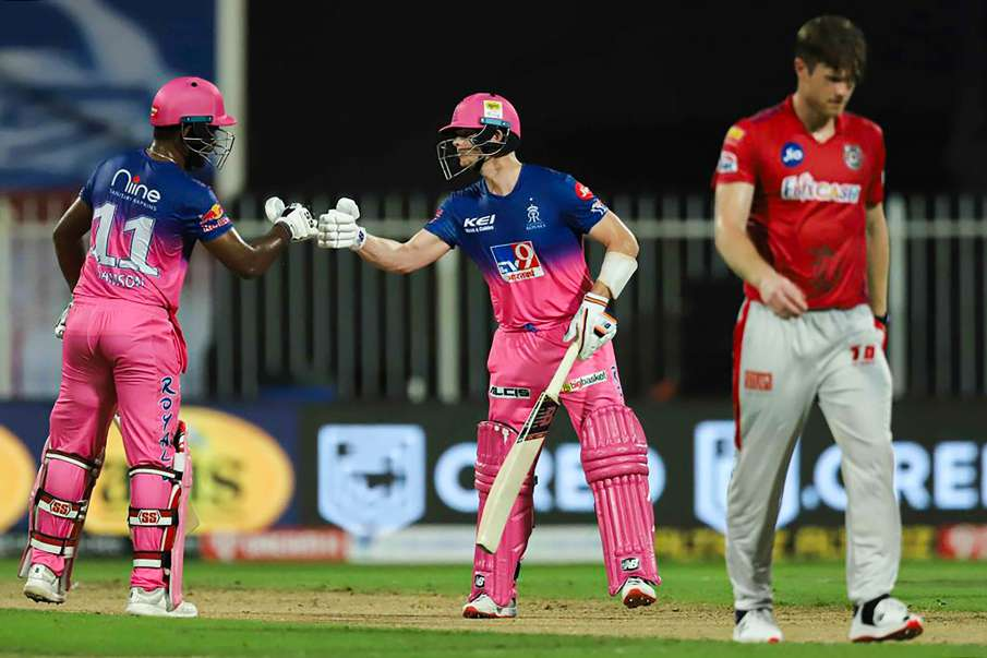 Records in KXIP vs RR match, Rajasthan broke this record 12 years old- India TV Hindi