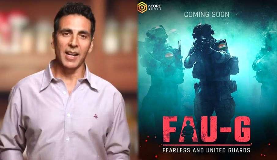 akshay kumar multiplayer action game FAU-G- India TV Hindi