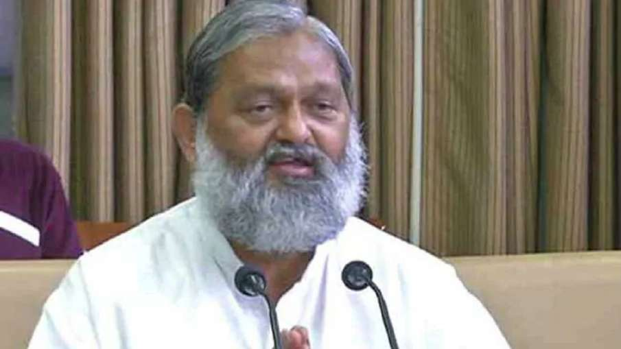 Haryana's 8 percent of population reported to have developed Anti bodies: Anil Vij - India TV Hindi