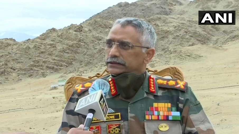 Army chief , ladakh, india, china- India TV Hindi