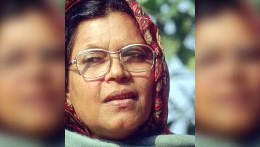 syeda anwara taimur- India TV Hindi