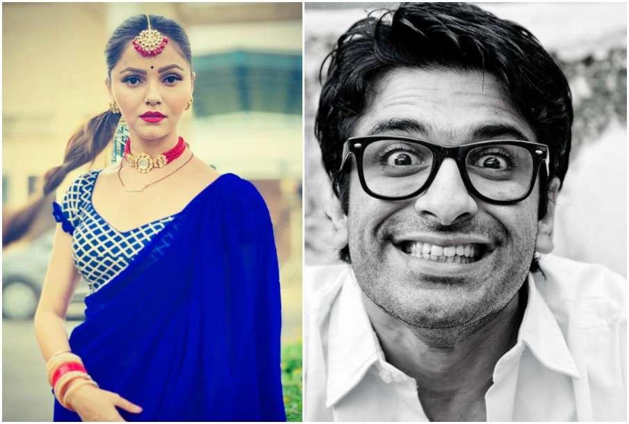 Rubina Dilaik and Eijaz Khan- India TV Hindi
