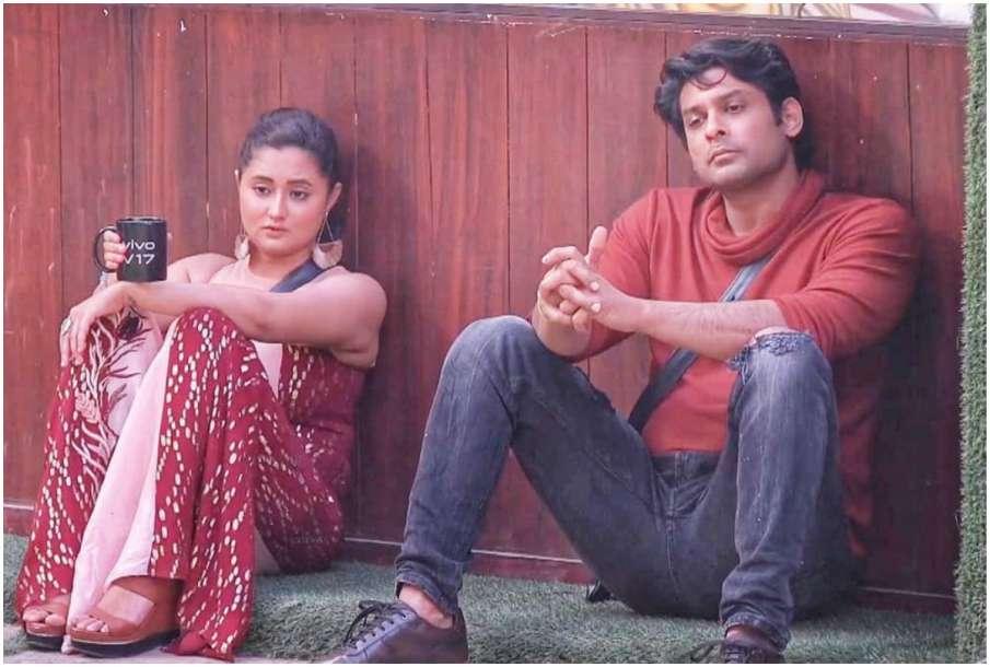 Rashami Desai and Sidharth Shukla- India TV Hindi