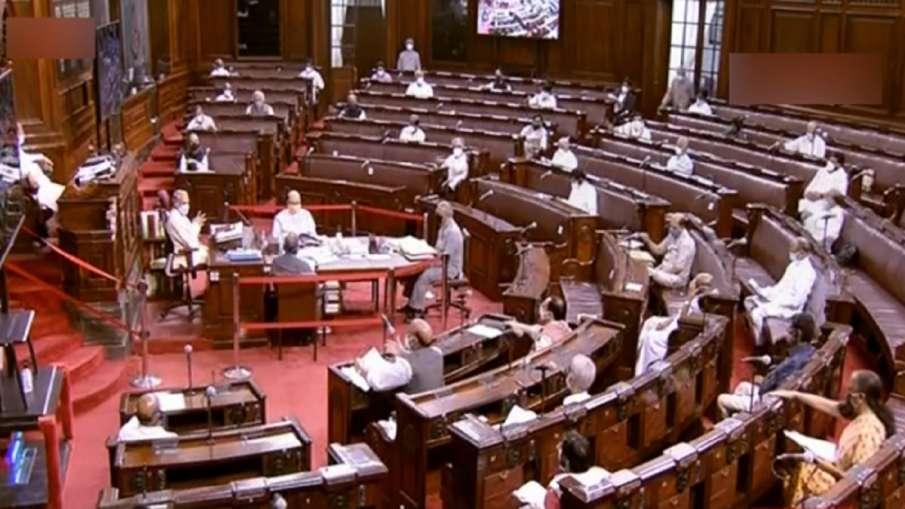 BJP, AAP clash over Covid-19 management during Rajya Sabha debate- India TV Hindi