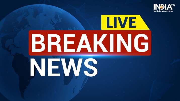 Live breaking news- India TV Hindi