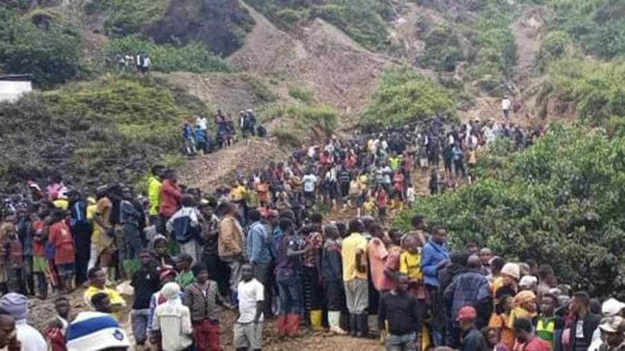 Kamituga mine collapse, Kamituga Gold mine collapse, Congo mine collapse- India TV Hindi