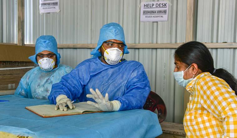 Coronavirus testing in Indis surpasses 63 millions- India TV Hindi