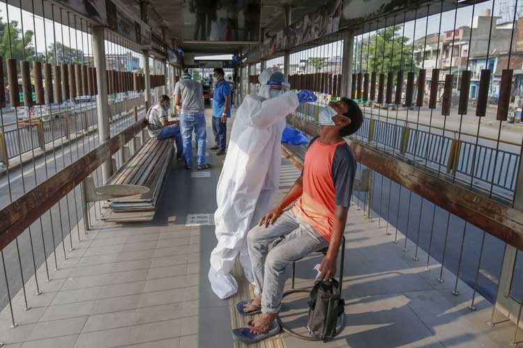 इंदौर में Coronavirus के 351 नए...- India TV Hindi