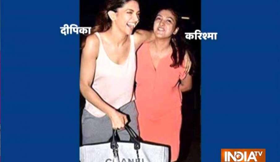 deepika padukone karishma - India TV Hindi