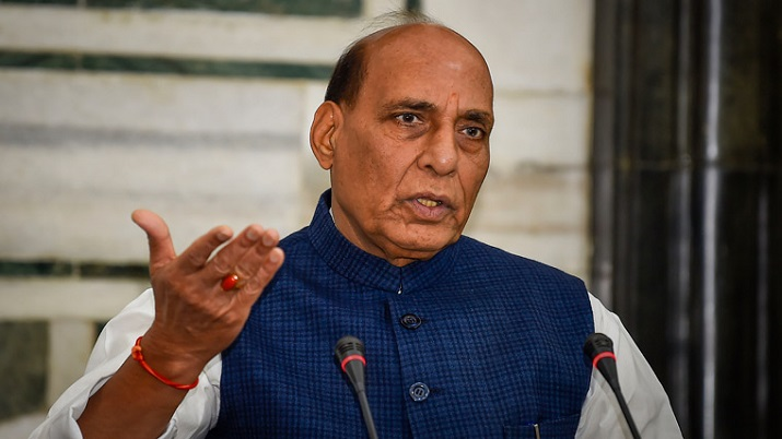 Rajnath Singh likely to make statement in Parliament on Sino-India issue- India TV Hindi