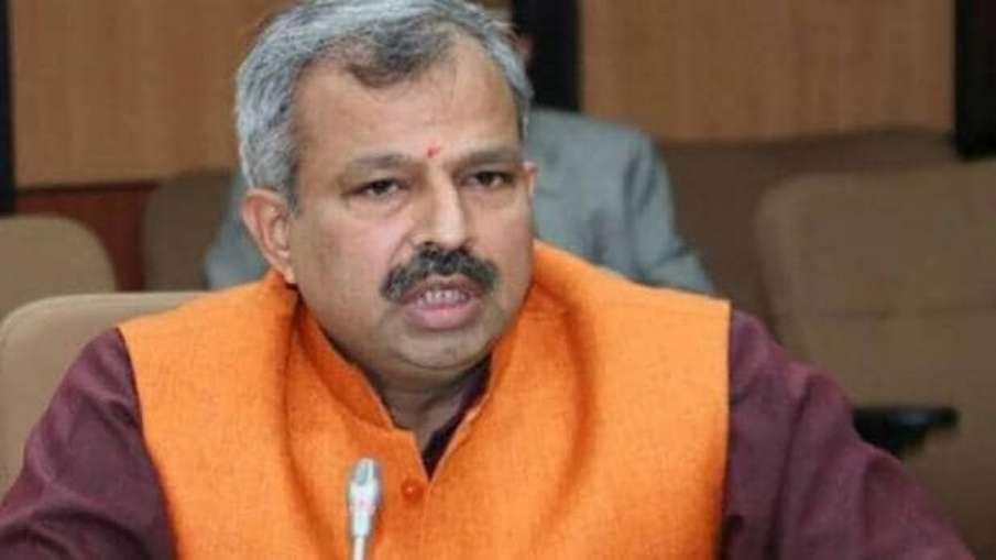 Delhi BJP president Adesh Gupta- India TV Hindi