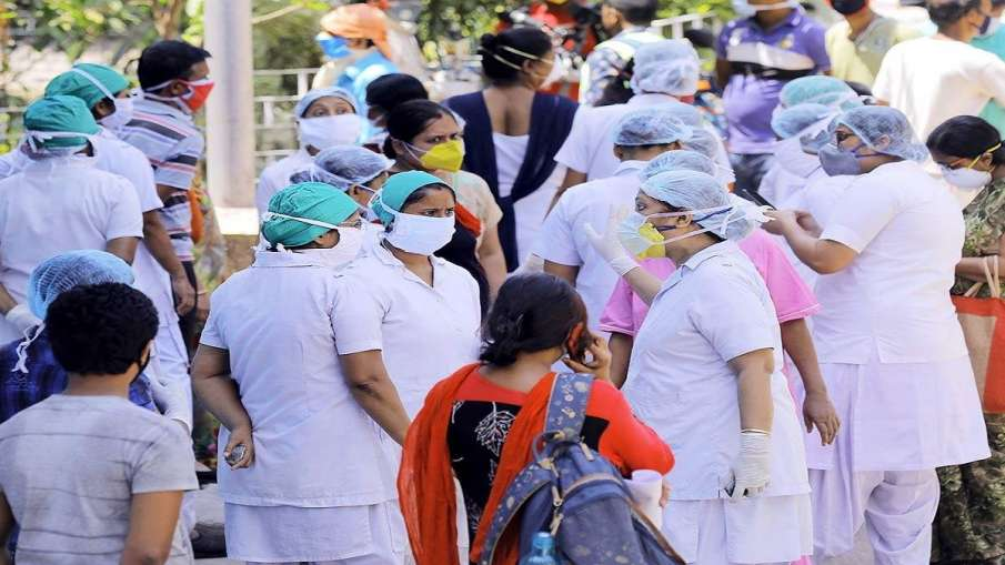 Delhi Coronavirus cases till 25 September - India TV Hindi