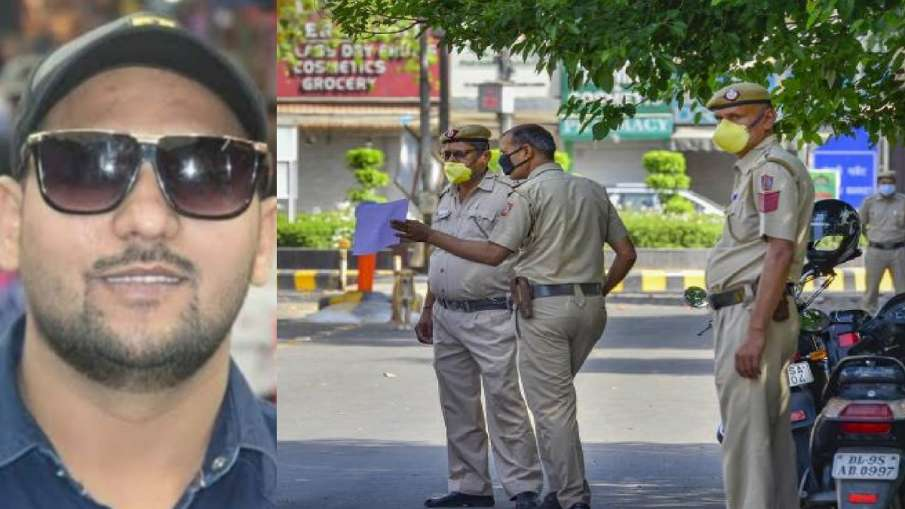 Delhi gangster Nasir with Rs one lakh bounty arrested by police- India TV Hindi