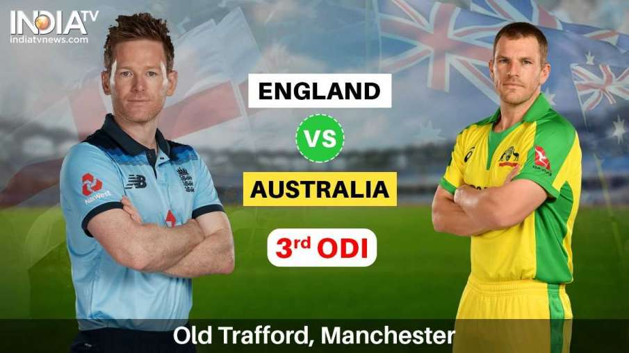 Live cricket streaming england vs australia 3rd ODI live updates eng vs eng live match from Emirates- India TV Hindi