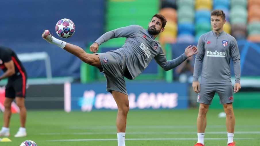 Atletico Madrid, Diego Costa, Corona positive- India TV Hindi
