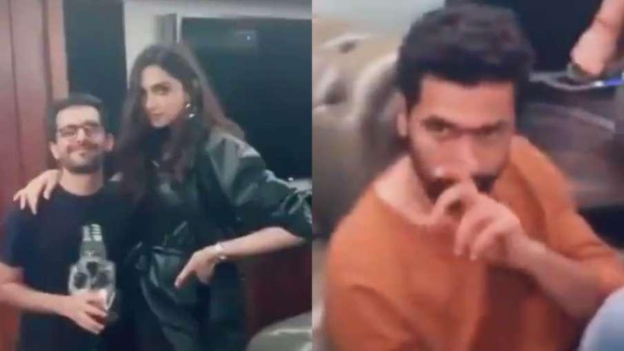 KARAN JOHAR, DRUGS PARTY, VICKY KAUSHAL- India TV Hindi