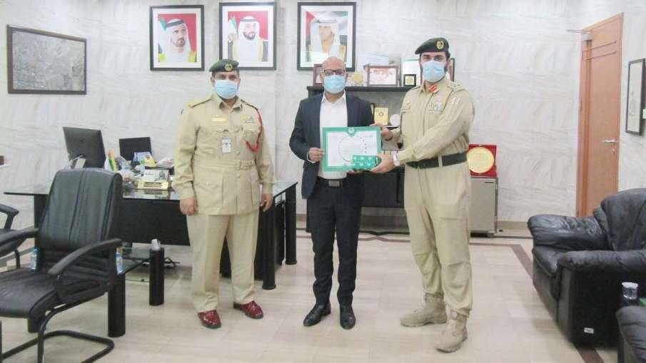 Dubai, Dubai Gold, Indian Gold Dubai, Indian Dollar Dubai, Indian Gold Dubai Police- India TV Hindi