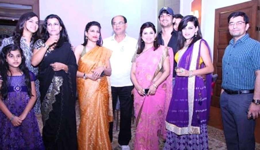 sushant brother in law vishal kirti- India TV Hindi