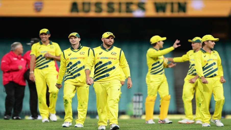 ENG v AUS, 1ेst ODI : जीत के बाद...- India TV Hindi