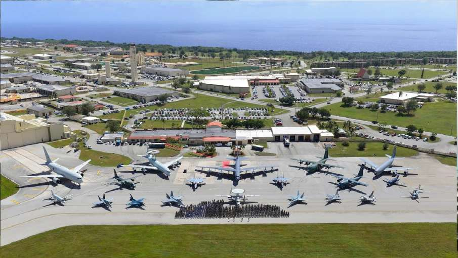 andersen air force base guam- India TV Hindi