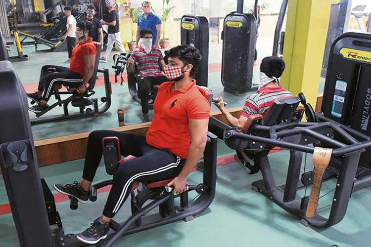 gym reopen in delhi- India TV Hindi