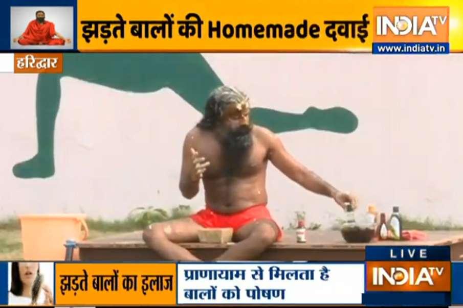 चाहिए लंबे, काले और घने बाल तो अपनाएं ये तीन घरेलू नुस्खे, चंद दिनों में दिखेगा असर- India TV Hindi