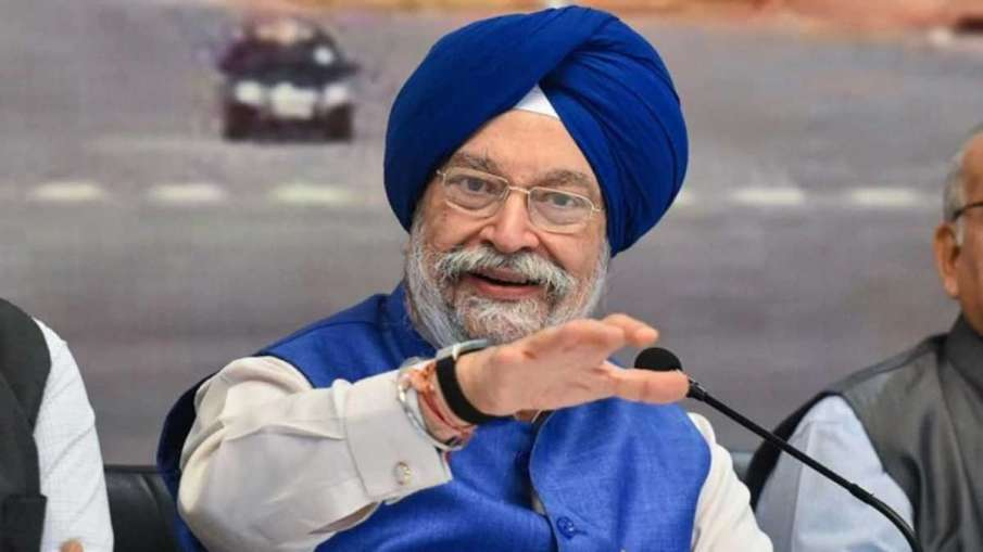 Union minister Hardeep Singh Puri releases SOP for resumption of Metro services amid COVID-19 pandem- India TV Hindi