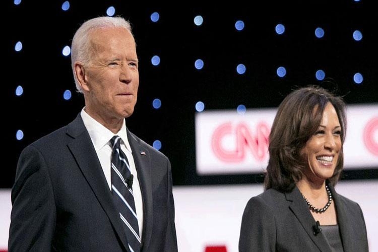 Joe Biden and Kamala Harris- India TV Hindi